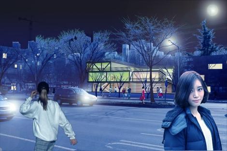 Library in Daegu-South Corea 02